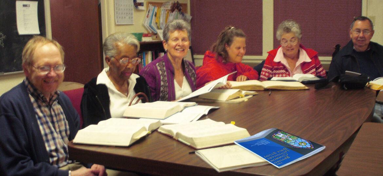 Bible Study RCLBS